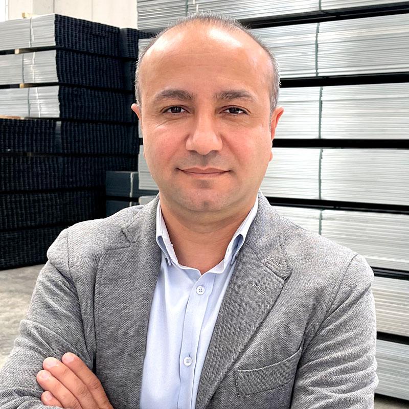 Sarıbaş Metal Murat Özder